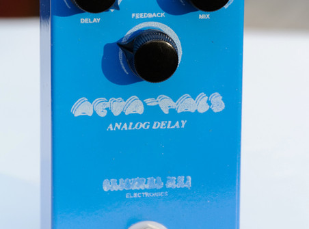 Building John Mayer's Tone | Way Huge Aqua-Puss Mk1 Analog Delay