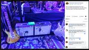 Alessandro's Facebook Page