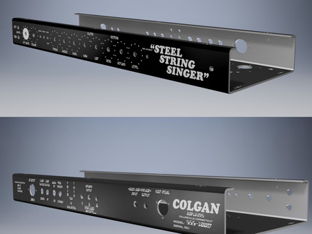Steel String Singer #004 CAD Files Now Available!