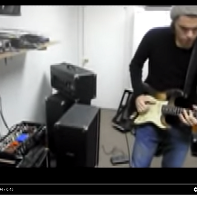 Two-Rock John Mayer Signature Amp