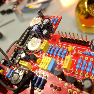 Adding the 100uf Capacitor for VB