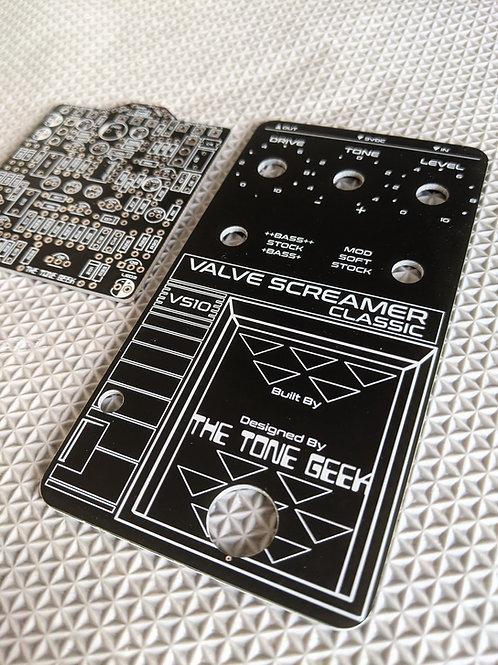 Valve Screamer (TS10) Thru-hole PCB Set