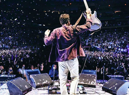 John Mayer's 2019 North American Tour Pedals and Amplifiers