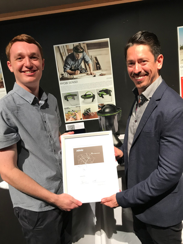 Infinity Design Award and Honours Project Expo