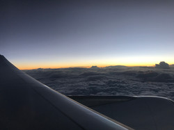 Aerial Sunrise / Japan 2017