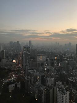 Skyline / Japan 2017
