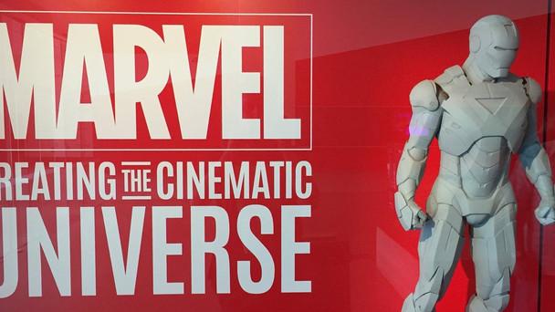 Marvel –Creating the Cinematic Universe –GOMA Exhibit