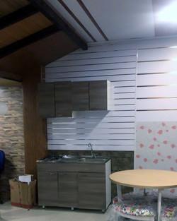 Revestimiento de muros PVC