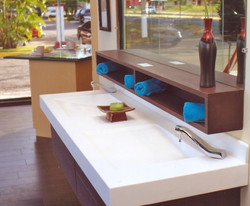Muebles en PVC