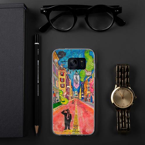 Samsung Case - Zürich Langstrasse - by Schirka El Creativo