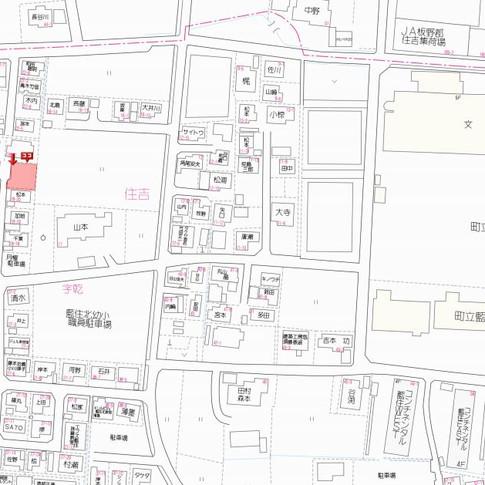 販売土地地図
