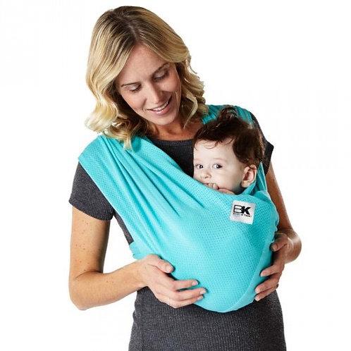Baby K'Tan Breeze Mesh Carrier in Teal