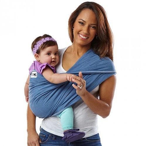Baby K'Tan Cotton Carrier in Denim