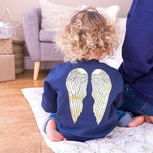 Sparks & Daughter Angel Wings Jumper