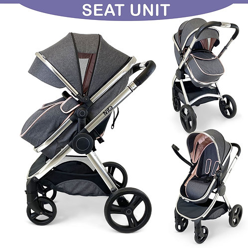 MiO All in One Travel System in Cookie