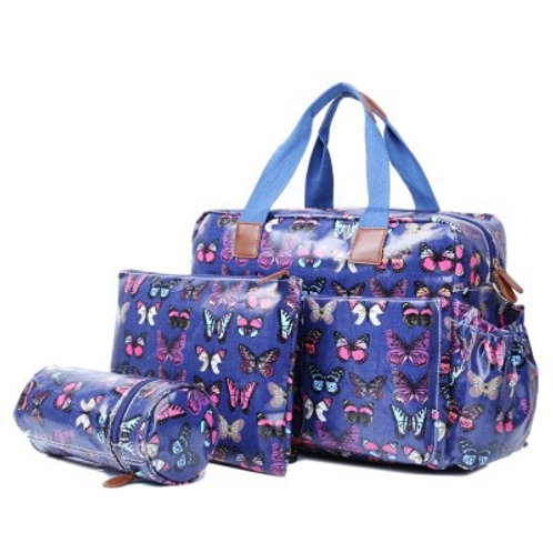 Butterfly Design Changing Bag