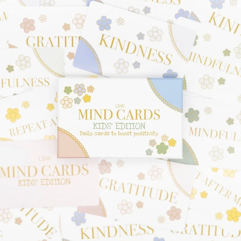LSW Mind Cards - Kids Edition