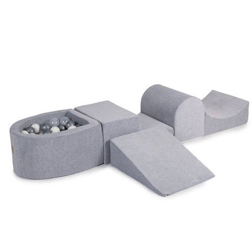 'All The Greys' Soft Play Set