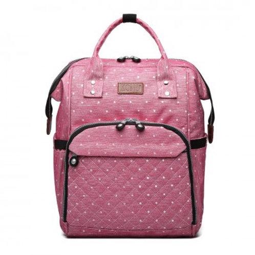 Pink Dot Changing Bag