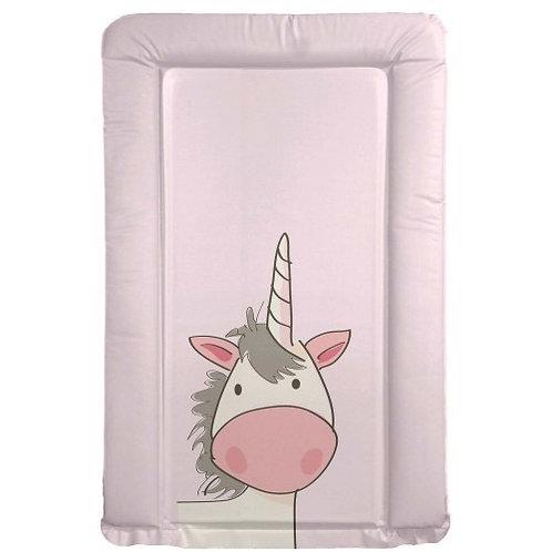 Pink Unicorn Changing Mat