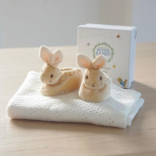 Peter Rabbit Booties (0-6 months)