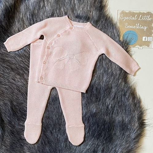 Rock-a-Bye 'Sofia' Knitted Set