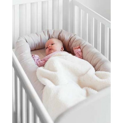 Cuddle Nest by BabyDan in Grey