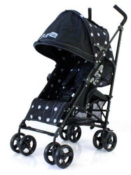 Black Dots Stroller