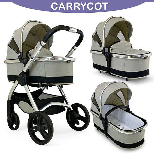 MiO All in One Travel System in Dawn