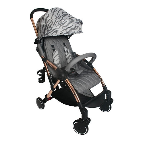Samantha Faiers Rose Gold & Tiger Compact Stroller