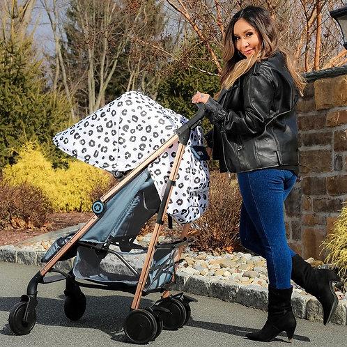 Nicole 'Snooki' Polizzi Leopard Lightweight Stroller