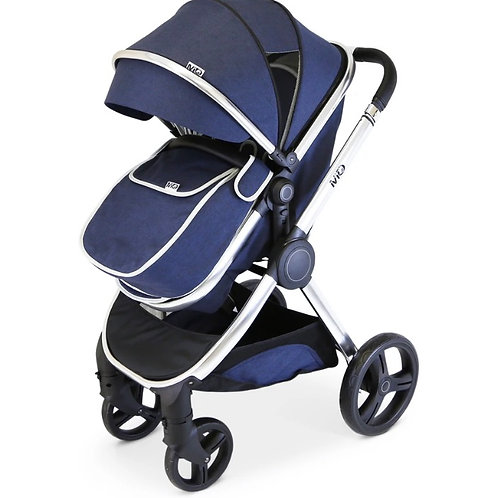 MiO All in One Travel System in Blueberry
