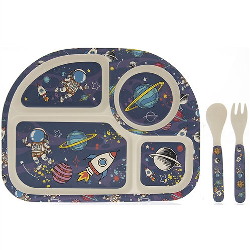 Bamboo Space Dinner Set
