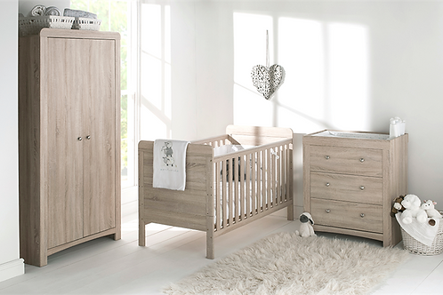 East Coast 'Fontana' Collection - Cot Bed