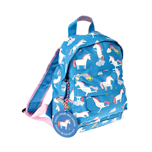 Rex London Unicorn Design Mini Backpack