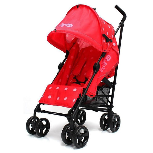 Red Dots Stroller