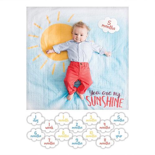 'You Are My Sunshine' Milestone Set