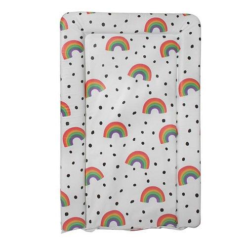 Rainbow Changing Mat