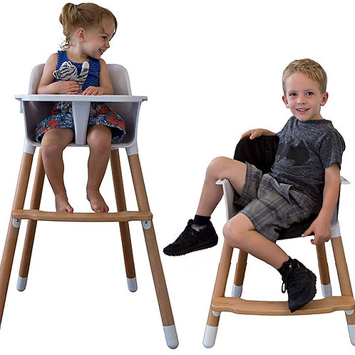 2-in-1 Highchair by Be Mindful