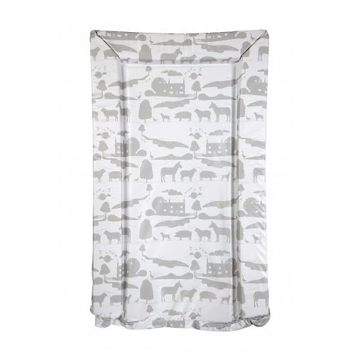 On the Farm Changing Mat in Grey