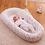 Thumbnail: Purflo Sleeptight Baby Bed - Botanical