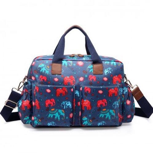 Elephant Design Changing Bag