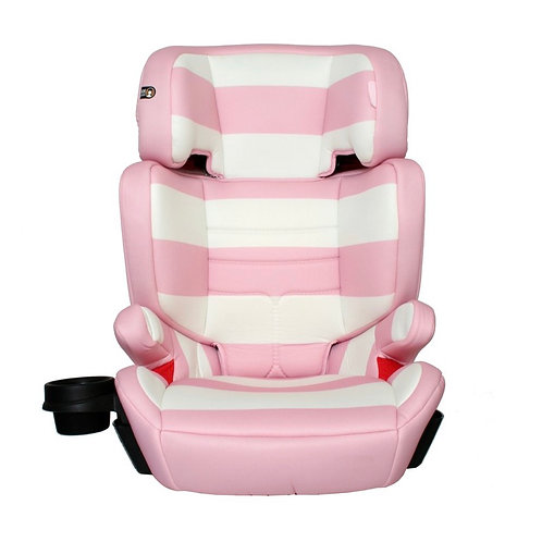 My Babiie Pink Stripes Group 2/3 Car Seat