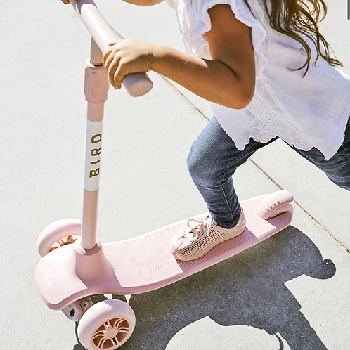 Birdie Classic Scooter in Electric Rose
