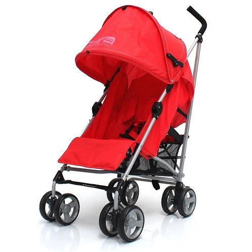 Zeta Voom Red Stroller