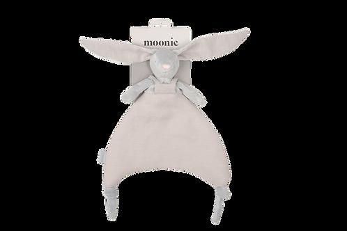 Moonie Doudou Comforter - Silver