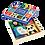 Thumbnail: Rex London Colourful Animals Memory Game