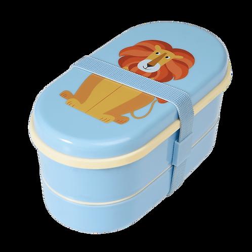 Rex London Charlie Lion Bento Box