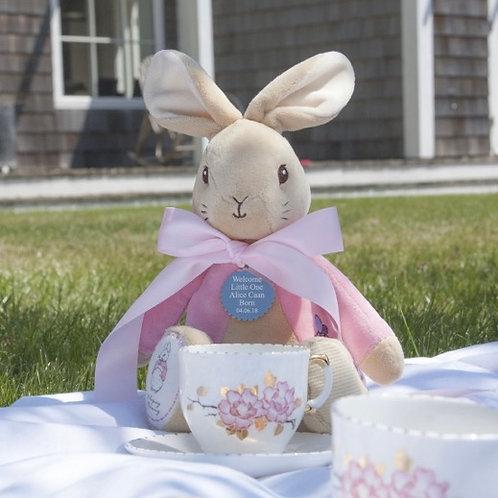 Personalised Flopsy Bunny