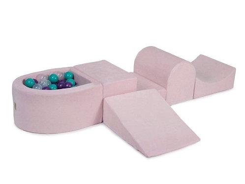 'Pink Mermaid' Soft Play Set